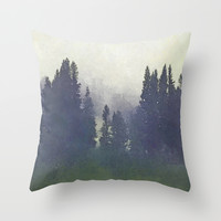 *A Moment Suspended in Time* #society6 Throw Pillow by 83oranges.com