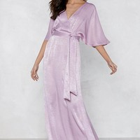 Rise to the Occasion Maxi Dress