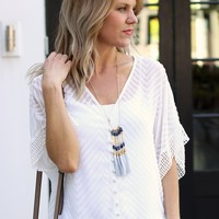 Veronica M Elodie Blouse - What's New | Hand In Pocket Boutique