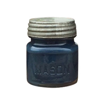 WAX Candle Co. Haberdash Mason Jar Candle