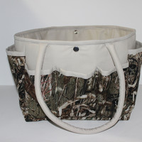 Mossy Oak Duck Blind  Multi-Pocket Diaper Bag