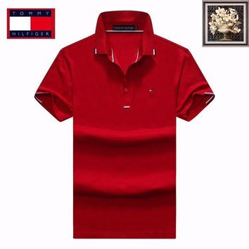 Tommy Hilfiger T-Shirt Top Tee-1