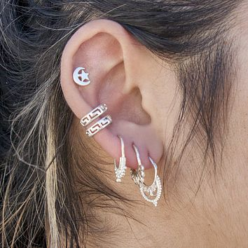 The Campbell Earring Set