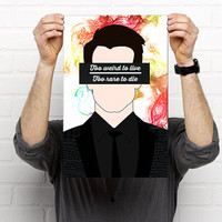 Panic! at the Disco : Poster Too Weird to Live, Too Rare to Die!