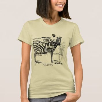Unique Zebras T-Shirt