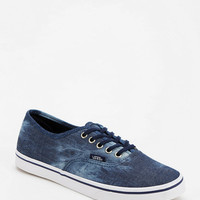 Vans Lo Pro Washed Denim Women's Sneaker - Urban Outfitters