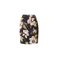 Dickow flower printed skirt