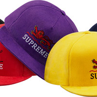 Supreme Supporter 5-Panel