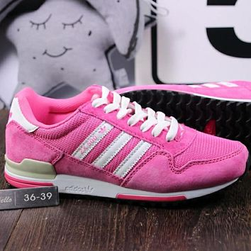ADIDAS Clover ZX500 Mesh casual sports shoes L-CSXY