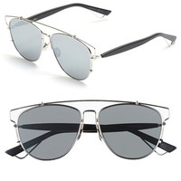 Women's Dior 'Technos' 57mm Sunglasses