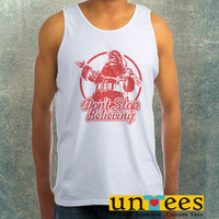 Dont Stop Believing Clothing Tank Top For Mens