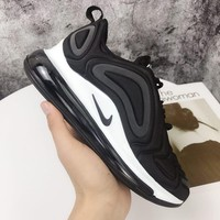 Nike Air Max 720 Popular Men Women Leisure Air Cushion Sport Running Shoes Sneakers