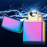 USB Electric Cigarette Cigar Lighter Rechargeable FREE SHIPPING
