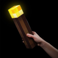 Minecraft Torch LED - Lamp