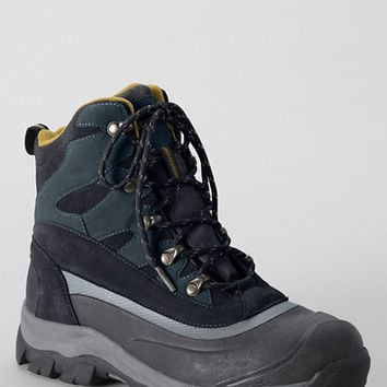 Men's Kenosha Snow Boots from Lands' End