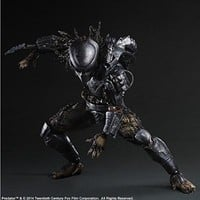"Bandai Tamashii Nations Predator Movie Ver. ""Predator"" Play Arts -KAI Figure"