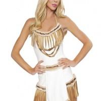 3 PC Indian Huntress Costume @ Amiclubwear costume Online Store,sexy costume,women's costume,christmas costumes,adult christmas costumes,santa claus costumes,fancy dress costumes,halloween costumes,halloween costume ideas,pirate costume,dance costume,cos