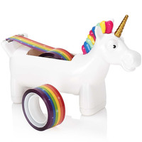MYSTICAL UNICORN RAINBOW TAPE DISPENSER