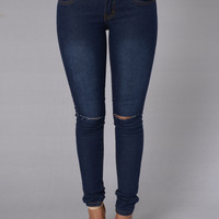 Don't Kneed You Jeans - Dark
