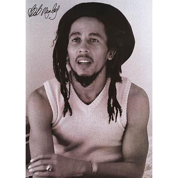 Bob Marley Positive Vibe XL Giant Poster 38x53