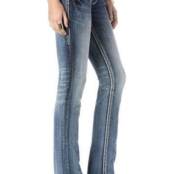 KAILYN J204 STRAIGHT CUT JEAN
