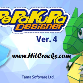 Pepakura Designer 4.0.2 Crack & Keygen Free Download