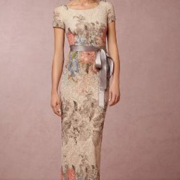 Melinda  Wedding Guest  Wedding Guest Dress by Anthropologie x BHLDN in Multi Size: