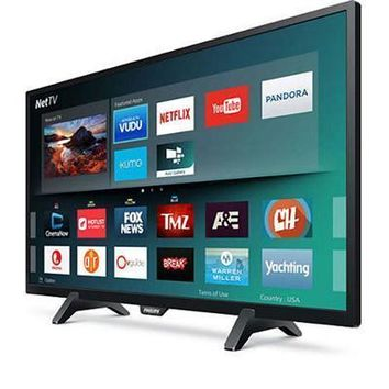 "Philips 43"" Smart 1080p Tv"