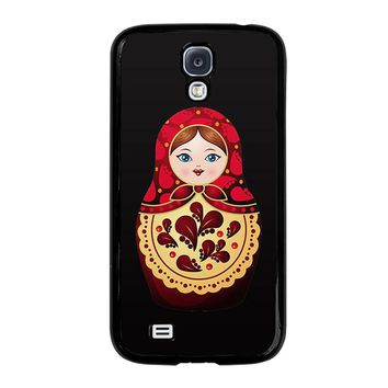 MATRYOSHKA RUSSIAN NESTING DOLLS Samsung Galaxy S4 Case Cover