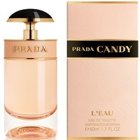 Prada Candy L'eau Eau de Toilette Spray, 1.7 oz - SHOP ALL BRANDS - Beauty - Macy's