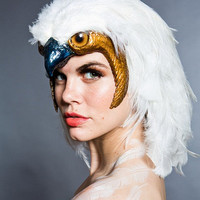 He-Man Sorceress headdress.....OOAK