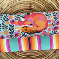 Fiona Wallet-Women's Wallet-Folding Wallet-Tula Pink Fox
