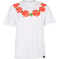 Rook 'Bed Of Roses' T-shirt - Men's T-shirts & Tanks  - Clothing