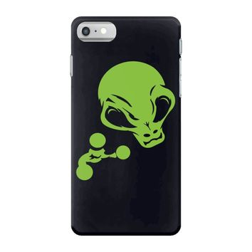 aliens want you t shirt nasa ufo abduction space exploration science iPhone 7 Case