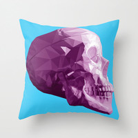 Fractured Skull - Vector Art - Tote bag or Pillow