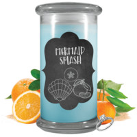 Mermaid Splash | Chalkboard Candle®