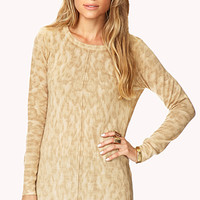 Wool-Blend Sweater Tunic