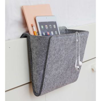 Bedside Essentials Pocket | remote control holder