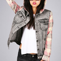 Street Wise Denim Jacket - Denim Jackets at Pinkice.com