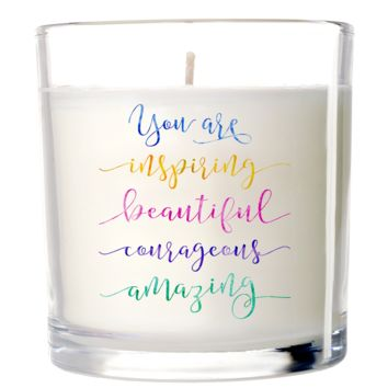 You're Amazing Candle