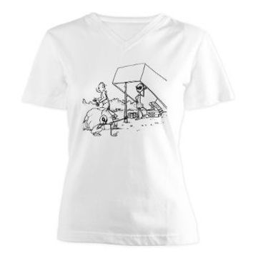Alien Man Trap Women's T-Shirt > Alienwear Apparel