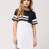 VANS Interstellar T-Shirt Dress | Short Dresses