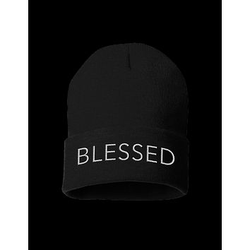 Beanies- Blessed