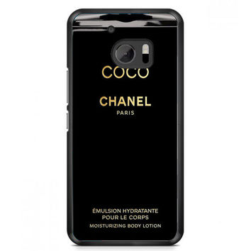 Coco Chanel Perfume & Lotion HTC One M10 Case  | Aneend.com