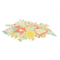 Kaisercraft Collectables Die-Cut Pieces - Fine & Sunny CT712