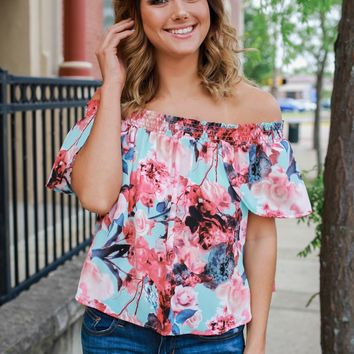 Bloom or Bust Top