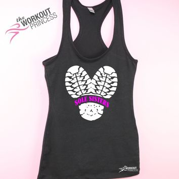 Sole Sisters Running Tank for Women