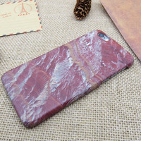 Cool Lava Stone Case Cover For iPhone 5se 5s 6 6s Plus Gift 306