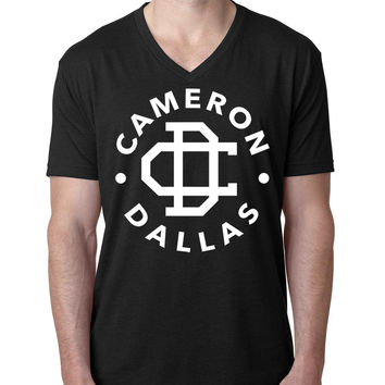 Cameron Dallas V Neck T Shirt
