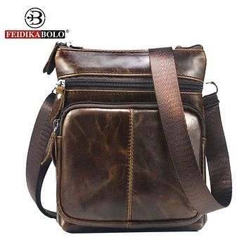 Men Messenger Bags Cross body for Men Shoulder Bags Genuine Leather Bag Man Shoulder Bags Leather Handbags